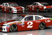 Fictional #2 Dale Earnhardt Coke DMRNXS16
