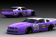 Fictional #99 Dick Trickle MCLM Ford Mustang