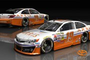 Fictional #19 Carl Edwards Throwback Arris