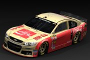 Tony Stewart Coke Darlington Throwback 2016