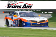 2015 Trans Am Car Set