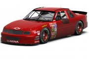 1990 NASCAR Winston Cup CTS Physics
