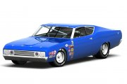1969 Grand National ST 3D Scene Basic