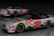 #71 Terri O'Connell Coors Light Ford