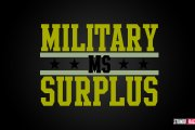 Military Surplus Team Logo