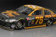 2017 #75 Brendan Gaughan Daytona 500 Fictional