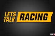 Let's Talk Racing Team Logo