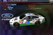 2017 Kevin Harvick #4 Mobil 1 Ford