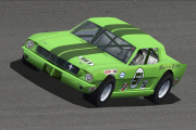 #51 Highbank Racing Mustang snsc70  (Trans Am)