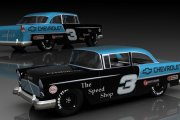 The Speed Shop 1955 Chevy