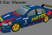 Aussie V8 Supercars Carviewer X-Files