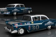 GN55 #30 Keystone Light '57 Fairlane fictional