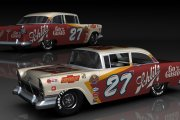 GN55 #27 Schlitz '56 Chevy fictional