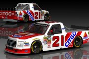Retro 1991 Dale Jarrett #21 Citgo Ford (for CWS15 mod)