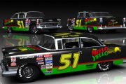 GN55 #51 Mello Yello Chevy - Days of Thunder
