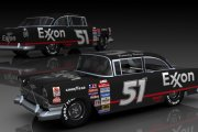 GN55 #51 Exxon Chevy - Days of Thunder