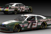 Ford Mustang - Harry Gant Base