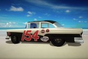 GN55 #154 Nace Mattingly 1957 Ford Custom 300