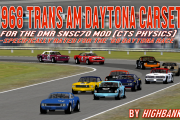 1968 Trans Am @ Daytona Car Set