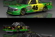 Days Of Thunder Cole Trickle CWS15 retro
