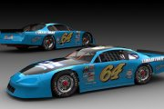 Garrett Evans 2017 Evans Leasing Inc. Late Model