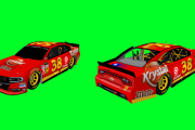#38 Krystal Dodge Charger