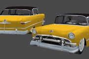 GN55_1951 Ford Victoria Layers