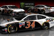 #34 Landon Cassill New Hampshire