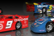 Retro DLMs - Mark Martin and Bill Elliott