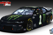 #1 Kurt Busch - Monster Energy Camaro - Homestead