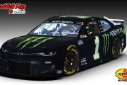 #1 Kurt Busch - Monster Energy Camaro - Las Vegas 1