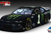 #1 Kurt Busch - Monster Energy Camaro - Atlanta 1