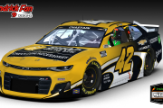 #42 Ross Chastain - Chevrolet Accessories Camaro - Phoenix 1