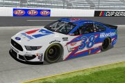 2021 Martinsville #38 Anthony Alfredo iRacing