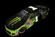 Fictional Kurt Busch #1 Monster Energy