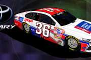 "#36 Gen 6 Camry ""American Cancer Society"" Fictional"
