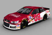 "#08 Gen 6 Chevy ""Coca-Cola"" Fictional"