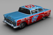 #67 GN55 Buddy Arrington 1954 Dodge fictional