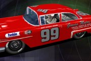 GN55 1953 Plymouth template layers