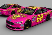 1993 Bobby Hamilton Country Time PINK- Gen6BR15