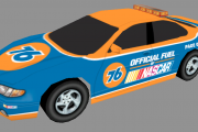 Unocal 76 Pace Car 2-Pack