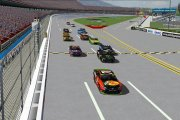 2017 Alabama 500 Cup Carset (18 Cars)