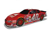 #40 Bass Ale Cup Car 2000