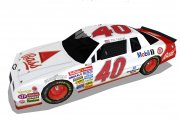 #40 Bass Ale Cup Car 1988