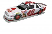 #40 Bass Ale Cup Car 1990
