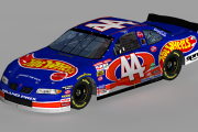 (Cup98) Kyle Petty 1998 #44 Hot Wheels