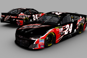 2018 William Byron Mtn Dew Fictional