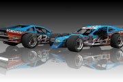 Whelen Simodified car set 2