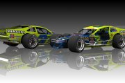 Whelen Simodified car set 3