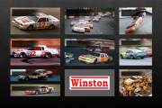 1983 Winston Cup Grand National Block Mainback